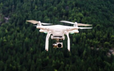 Using Drones for Search and Rescue